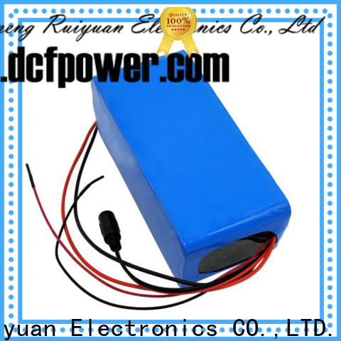 High-quality usb battery portable manufacturers for electric toys