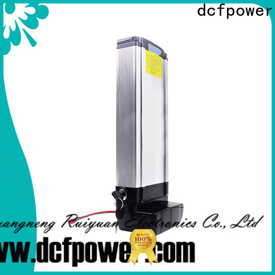 dcfpower High-quality 24v bike battery Suppliers for electric scooters