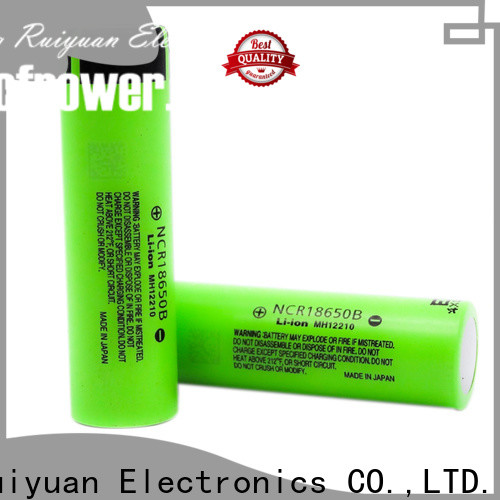 dcfpower High-quality lithium ion battery power pack company for Portable equipment