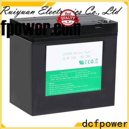 Top sony lithium iron phosphate battery manufacturers for military vehicles