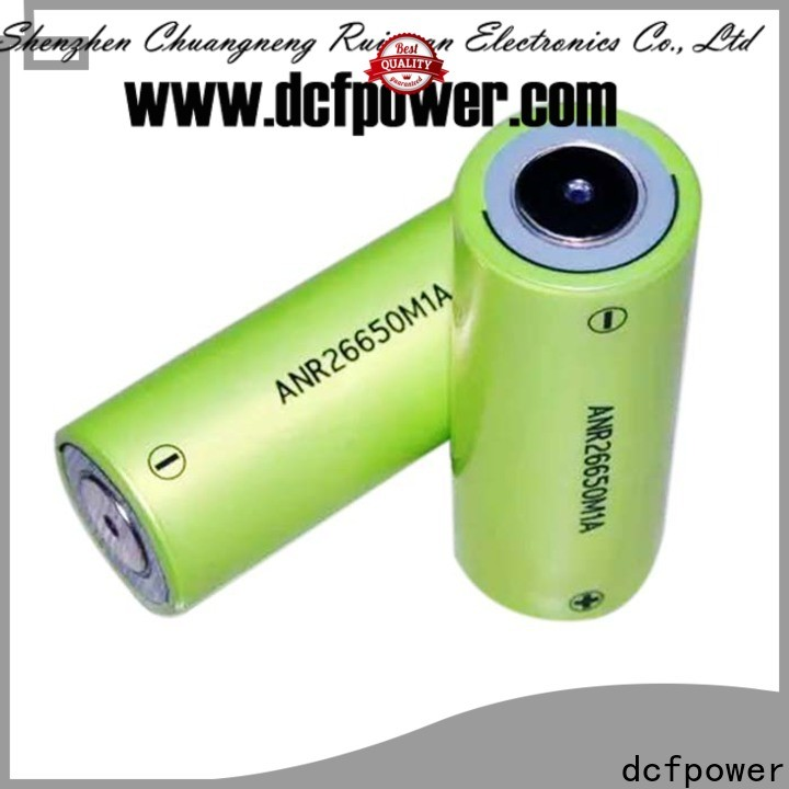 dcfpower High-quality battery pack cell factory for Portable Devices
