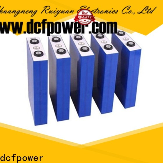 dcfpower battery package company for electric vehicles