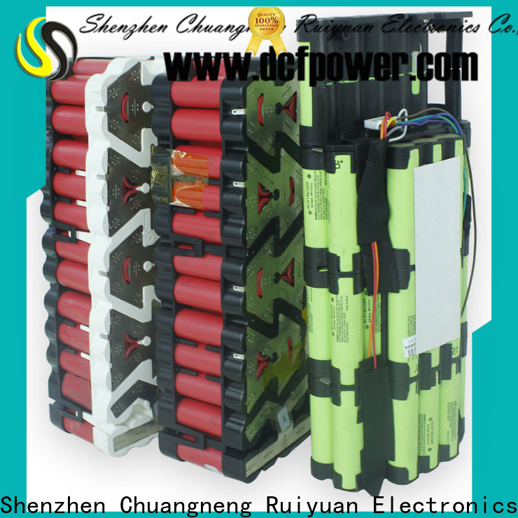 dcfpower cell phone external battery pack manufacturers for electric vehicles