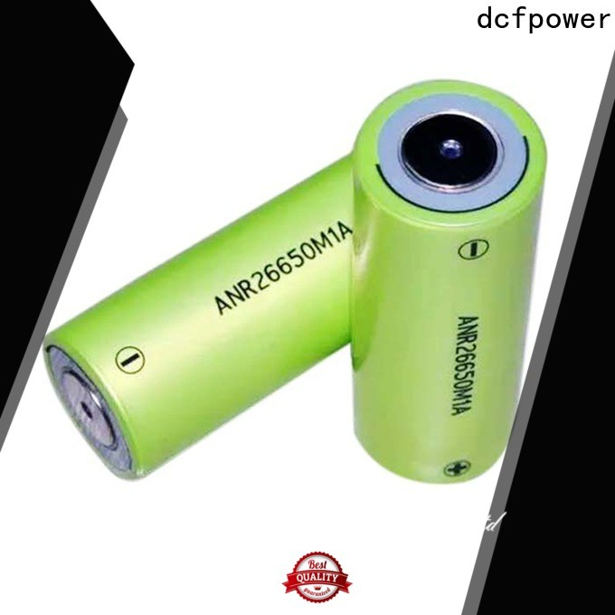 dcfpower battery cell manufacturers factory for Illuminate Devices
