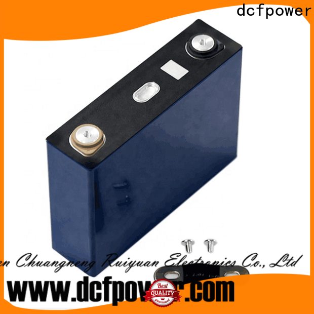 dcfpower pack battery company for electric vehicles
