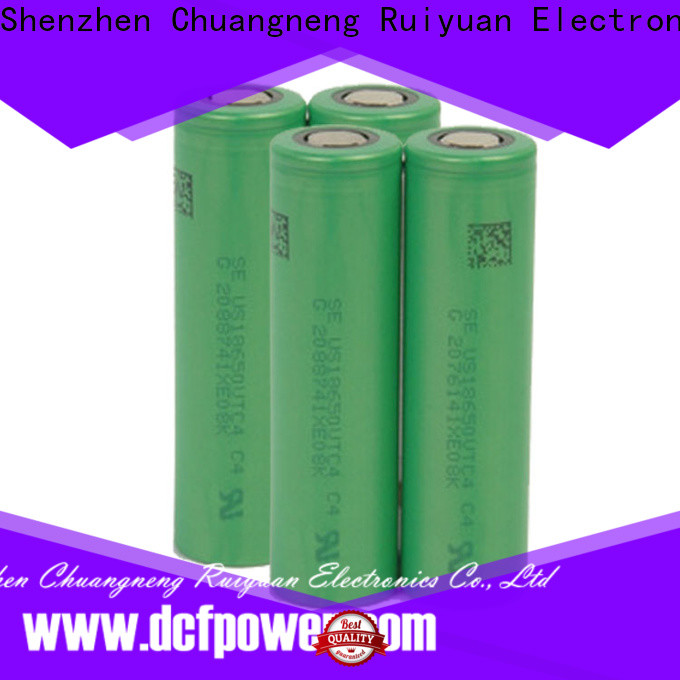 Wholesale lithium battery cell sizes company for Portable equipment