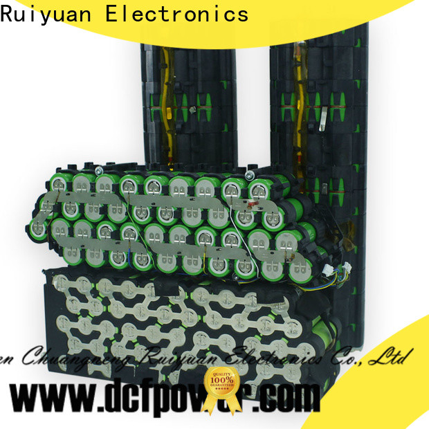 dcfpower battery pack for Supply for electric vehicles