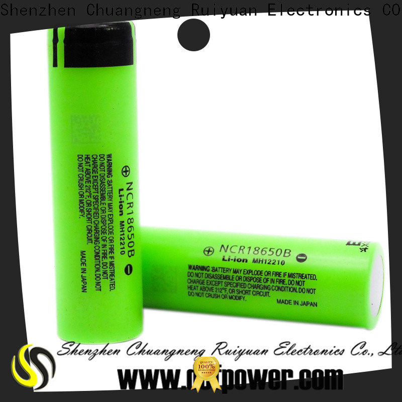 Latest 18650 lithium ion battery cells for business for electric toys