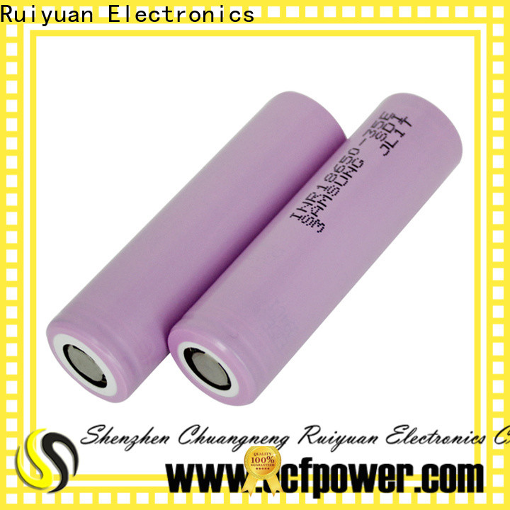 dcfpower Latest 2 cell lithium ion battery Suppliers for Portable Devices