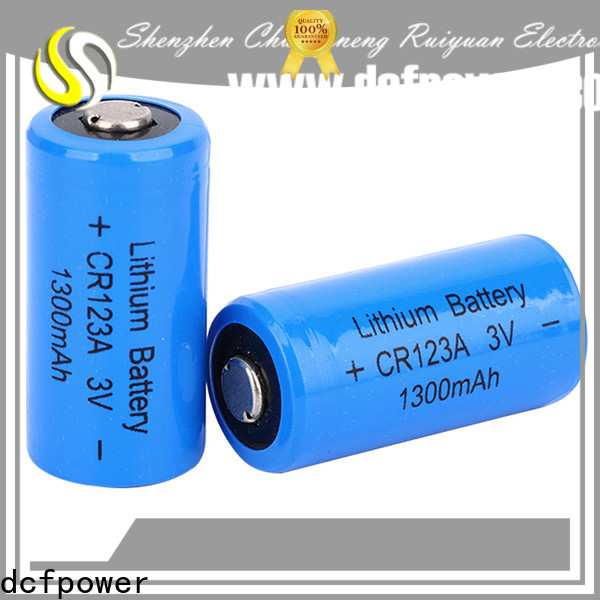 dcfpower Wholesale round cell battery Suppliers for electric vehicles