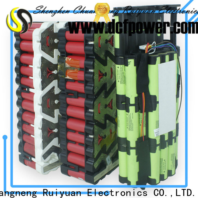 dcfpower Best mobile battery power pack company for Golf Carts