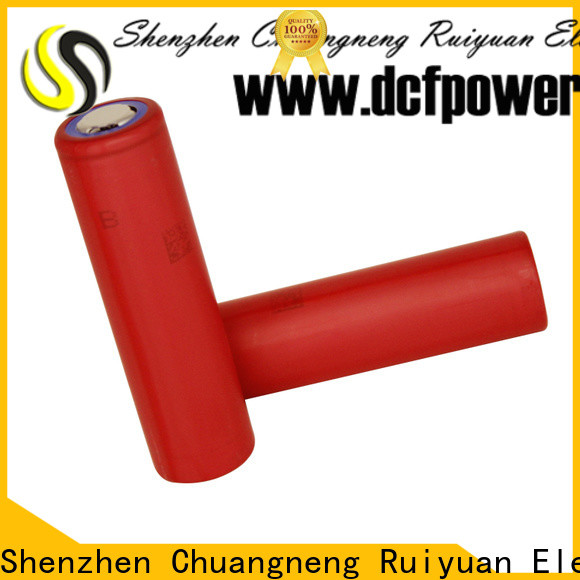 dcfpower Best battery cells for sale for business for Portable equipment