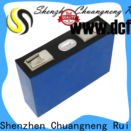dcfpower Custom top battery packs factory for electric vehicles