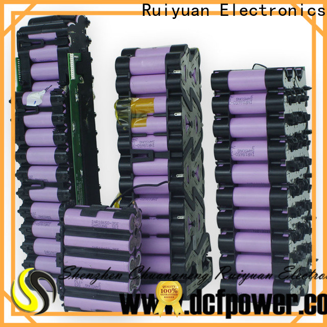 dcfpower Best portable usb battery pack Suppliers for Golf Carts