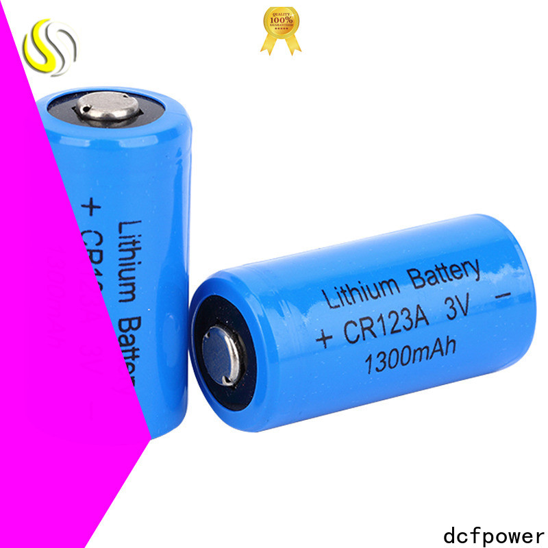 dcfpower lithium battery pouch company for electric toys