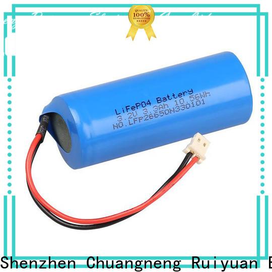 Custom small external battery company for Golf Carts