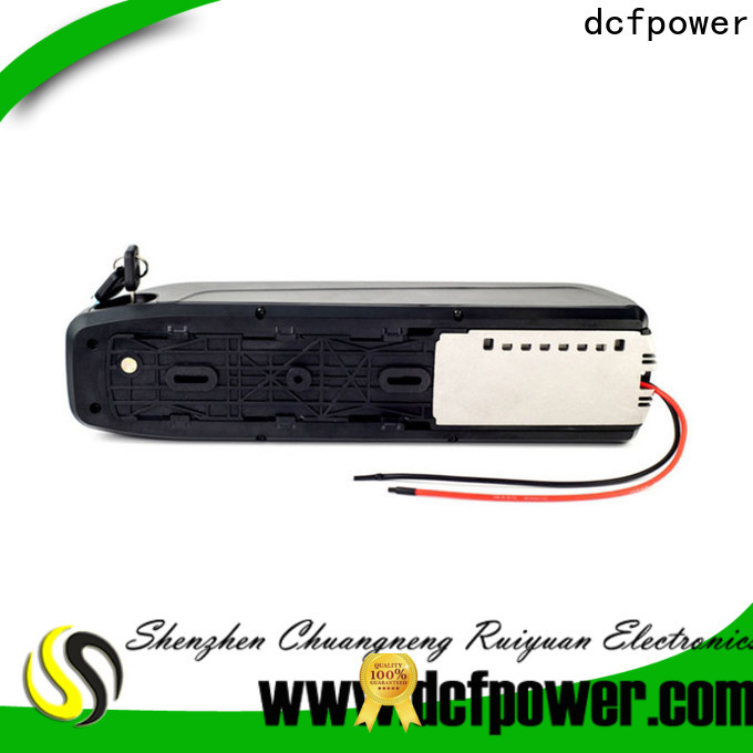 dcfpower Wholesale ebike battery connectors manufacturers for electric vhicles