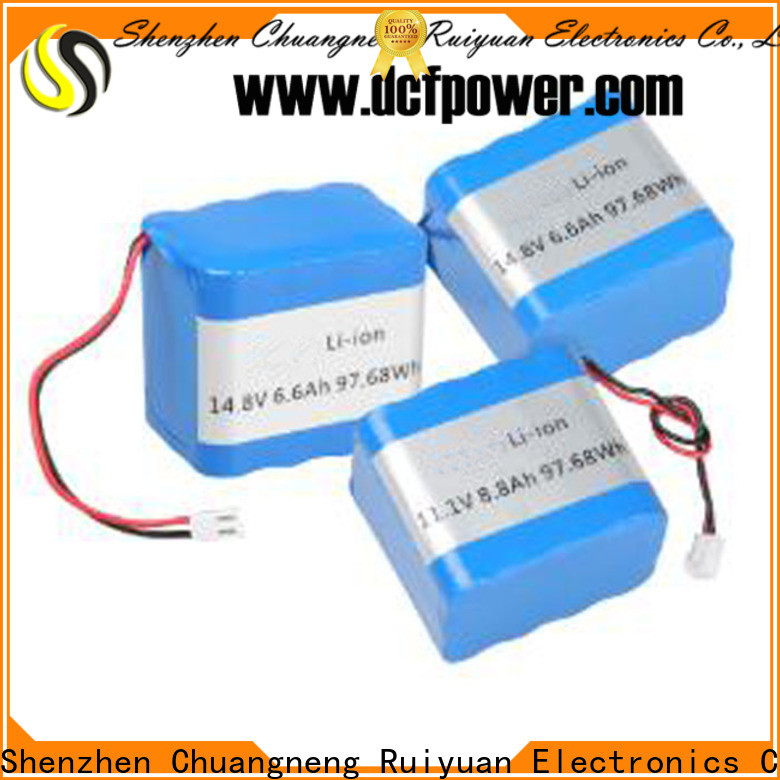 dcfpower New small external battery factory for electric toys