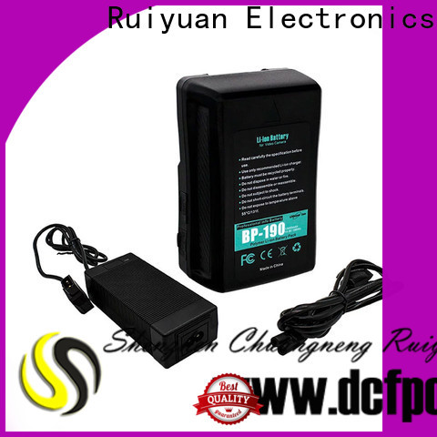 dcfpower v mount camera plate Supply for Sony DSLR camera for LED light Plate