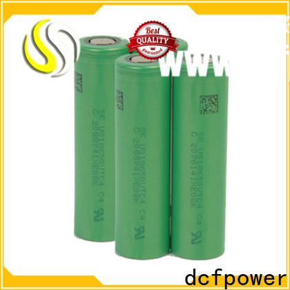 dcfpower New lithium battery pouch Suppliers for Telecommunications