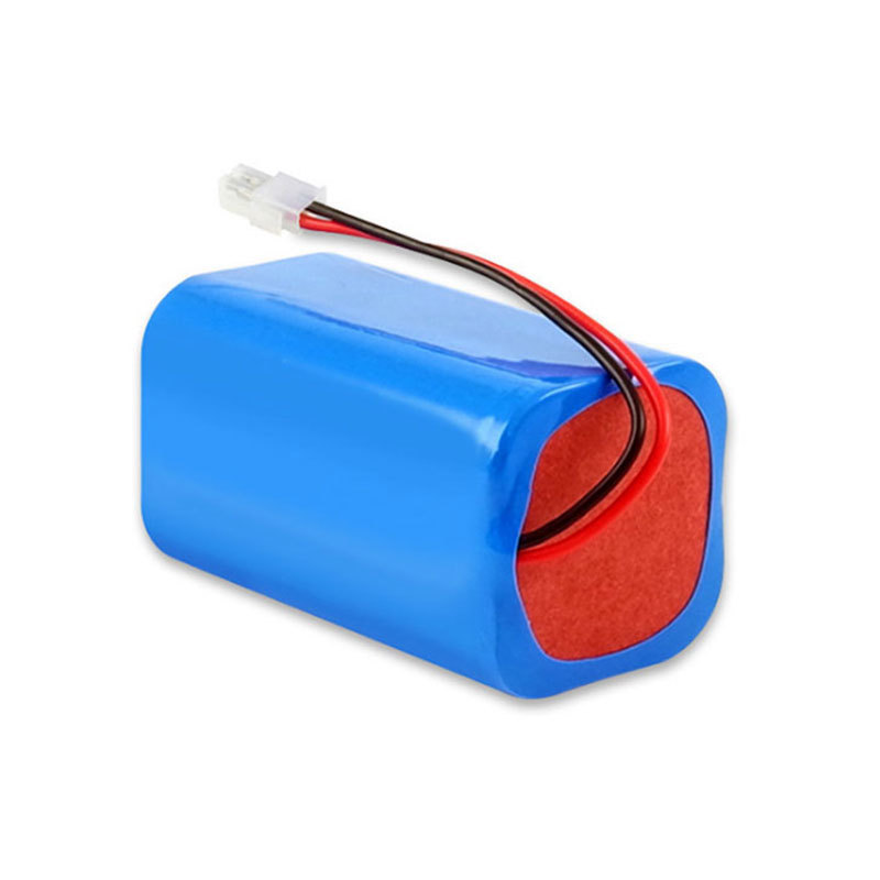 18650 Lithium ion Rechargeable Battery Pack for sweeper rc robot