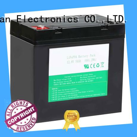 Eeyrnduy lifepo4 48v Suppliers for railways power battery