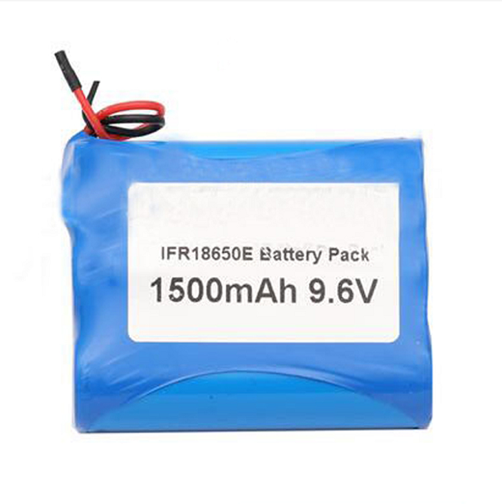 6.4V 226650 lifepo4 rechargeable li-ion solar battery pack