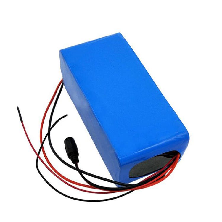 Customized lithium ion battery pack 48V lifepo4 battery for e-bike