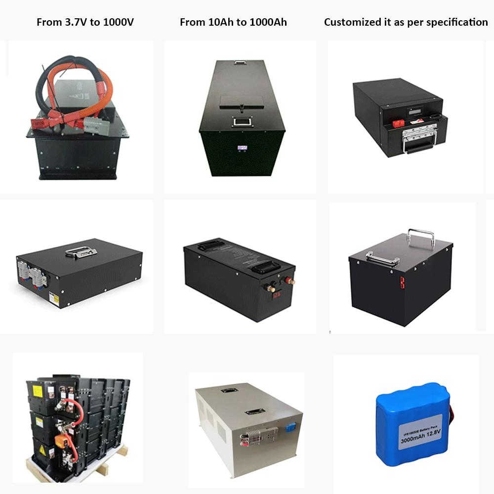 New life batteries for sale manufacturers for electric forklift-1