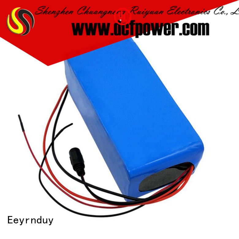 Eeyrnduy portable battery backup Supply for Golf Carts